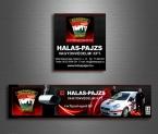 Halas-Pajzs banner