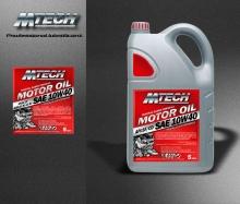 MTech olajos kanna-cimke