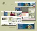 JT credit weblap tervezet