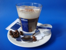 Lavazza coffe and tee