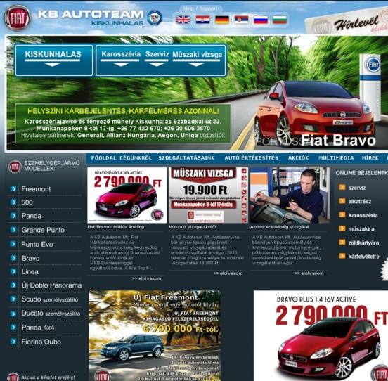KB Autoteam KB 2 hónap