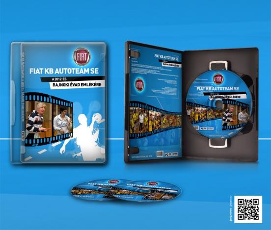 Fiat KBSE  DVD borító