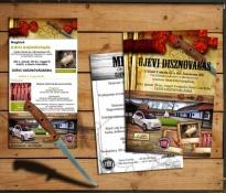 Fiat disznó flyer