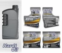 Hardt Oil cimke