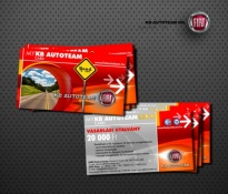 Fiat card